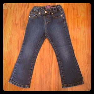 Girls size 3t jeans